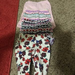 0-3 month baby girl leggings target and old navy